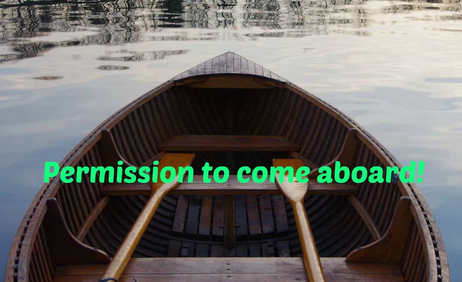 Feel like you've missed the content boat? You haven't, so hop on board right here.