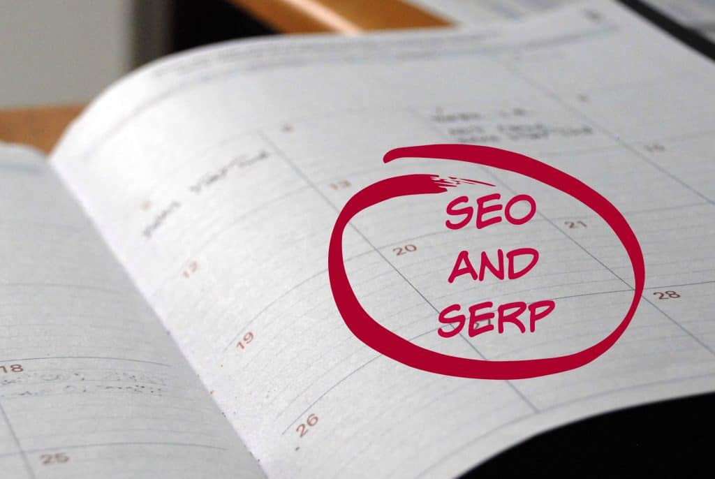 Content marketing SEO and SERP for beginners