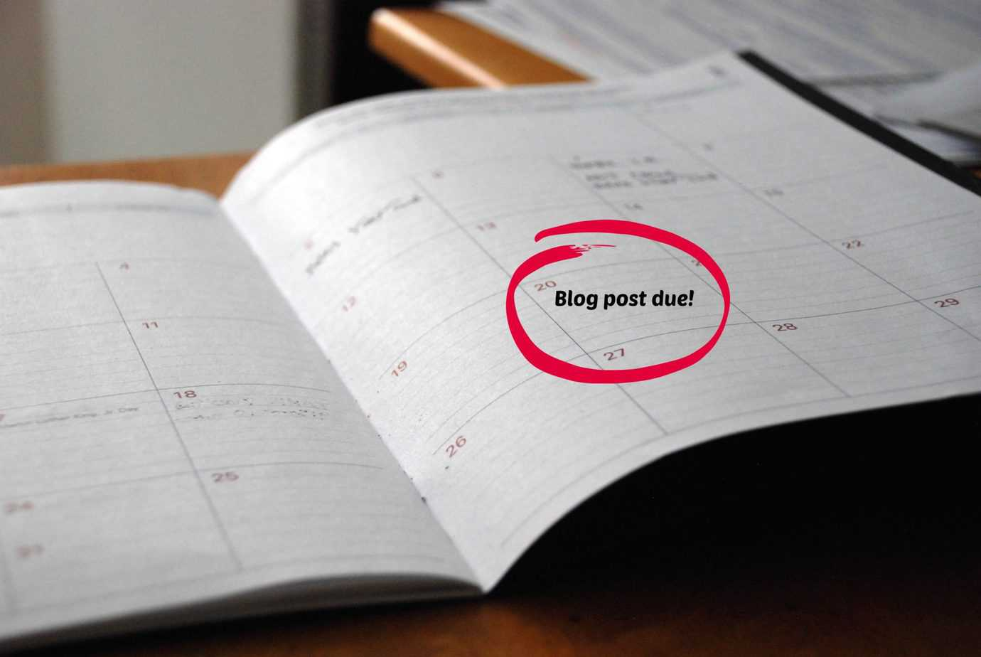 Content Marketing: The Perils of Posting Just Because The Calendar Says So