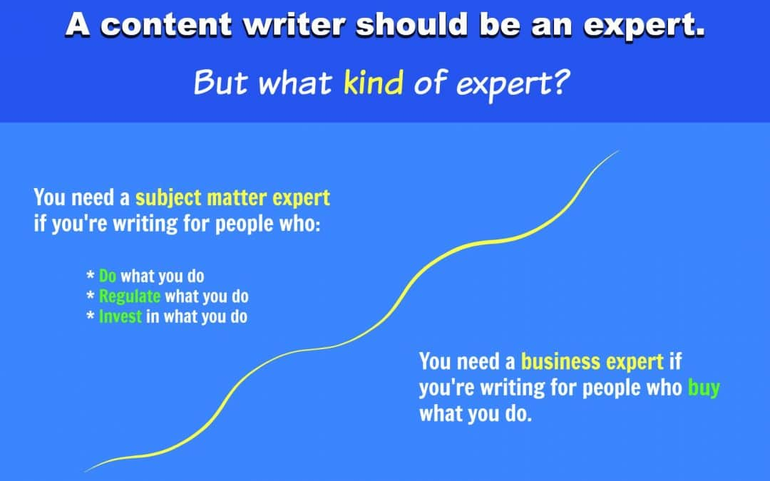How to find the best content writer for you and your business