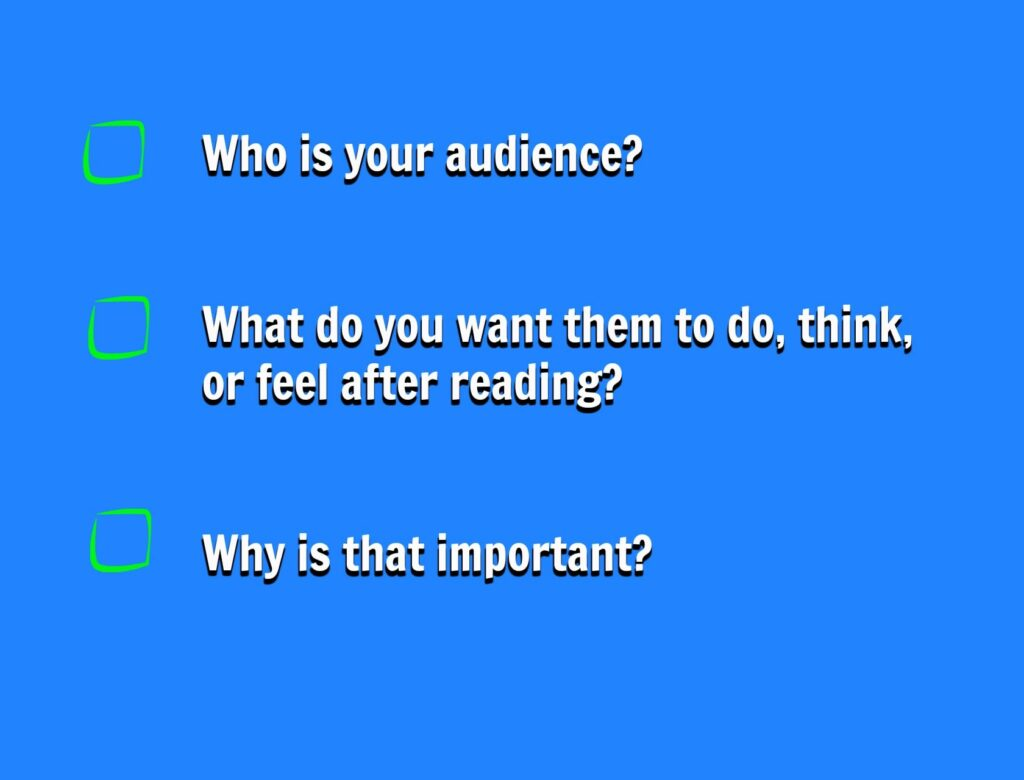 3 questions content writers should ask