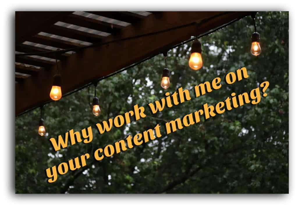 why patti podnar content marketing