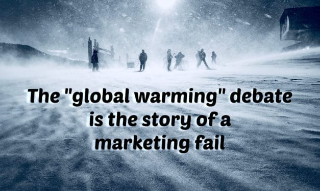 "Why ""global warming"" just might be the biggest marketing fail ever"